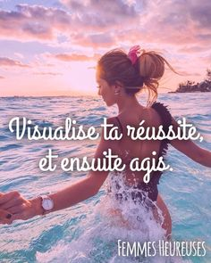 Idée reçue! Sport Motivation, Study Motivation, Fitness Motivation, Girly Quotes, Some Quotes, Positive Mindset, Positive Attitude, Keep Looking Up, Strong Words