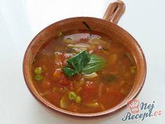 Argentinská ostrá fazolová polévka | NejRecept.cz