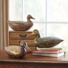 Bayou Duck Decor