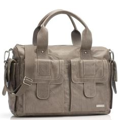 Buy Storksak Sofia Leather Baby Changing Bag, Taupe from our Changing Bags range at John Lewis & Partners. Designer Changing Bags, Leather Changing Bag, Leather Diaper Bags, Baby Changing Bags, Kids Store, Messenger Bag, Taupe, Purses, Nappy Bags
