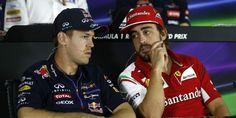 Sebastian Vettel je už více než měsíc ve vakuu. Ohlásil odchod z Red Bullu, jeho brzy již bývalí šéfové prohlásili, že míří do Ferrari, ale on sám to potvrdit nesmí. Místo toho odráží otázky novinářů.