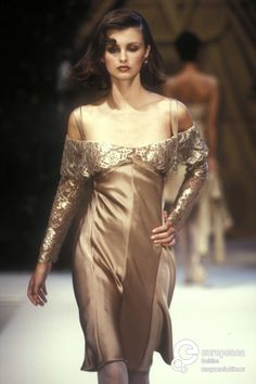 Valentino, Spring-Summer 1995, Couture