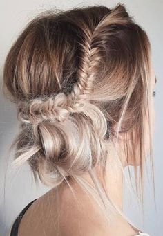 #fashion #updo #hairstyles