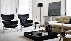 Tre Pezzi chairs | Cassini I Maestri