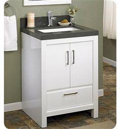 """Bathroom Vanities by Size: 17"""" to 24"""" – Small Bathroom Vanities"""