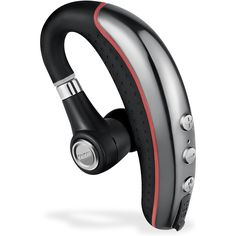 Ansion Bluetooth Headset, Wireless Bluetooth in Ear Earpiece Earbuds Earphones Headphones with Noise Reduction,Mute Switch,Hands Free with Mic for Office/Business/Workout/Driver/Trucker Beats Headphones, Over Ear Headphones, Shampoo Brush, Computer Gadgets, Noise Reduction, 3c, Headset, Image Link, Audio