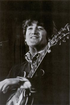 John Lennon...Candlestick Park