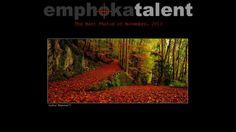 Selection of the best photos seen in emphoka.net during the month of November 2013 - Selección de las mejores fotos vistas en emphoka.net durante el mes de Noviembre de 2013  Full post: www.emphoka.net