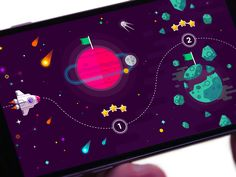 Hey there! Are you ready for the space travel? Well, we definitely are :) And we are glad to share with you something we are working on right now for a cool game project. Have a great day everyone!