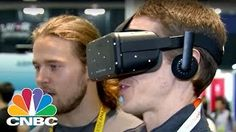 CNBC's Julia Boorstin reports from Facebook's VR conference with what to expect from Oculus. » Subscribe to CNBC: http://cnb.cx/SubscribeCNBC About CNBC: From 'Wall Street' to 'Main Street' to award winning original documentaries and Reality TV series, CNBC...