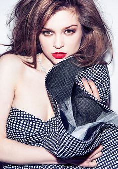 Sophie Cookson (Roxy from Kingsman)