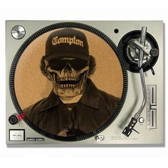 Spice up your turntables with our cork slipmats! Using the latest print technology we can print your slipmats so that it will stand the test of time. Cork Slipmats are preferred in high end audiophile vinyl listening since these absorb vibration well. Material: Cork Dimensions: 11.75″ Diameter