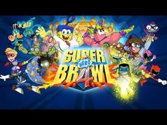 Super brawl 4 all characters | os padrinhos mágicos Jimmy #superbrawl4 #jimmy
