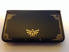 The Legend of Zelda decal kit 3DS XL LL also available 3DS