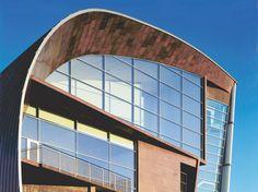 Kiasma Museum of Contemporary Art, Steven Holl Architects Helsinki, Finland, 1992-May 31, 1998