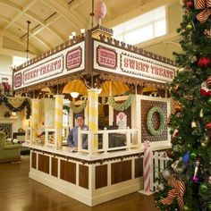 Magical Gingerbread at the Disney Parks