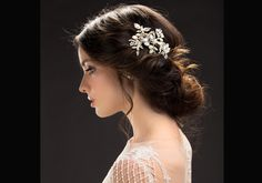 wedding hair decor