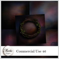 Commerciall Use 46 :: ALL NEW :: Memory Scraps