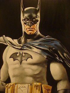 Batman by Jeff Waggoner
