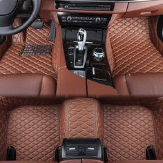 car floor mats for Acura All Models MDX RDX ZDX RL TL ILX TLX CDX car accessories AUTO sticker Custom foot mats Black/Red/beige #Affiliate