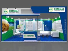 exhibition-stall-3d-model-6& Exhibition Stall Design, Stand Design, 3d Projects, Signage, Cover, Stalls, Exhibitions, Inspiration, Education