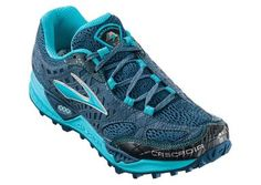 Run run run Brooks Cascadia 7 - Women's trail-running shoe