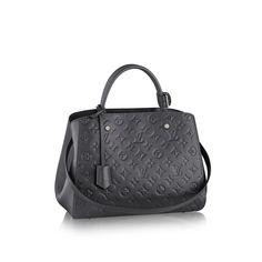 84083ef3fef Discover Louis Vuitton Montaigne MM via Louis Vuitton Bold Fashion, Michael  Kors Bag, Fashion