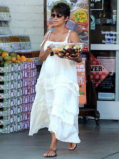BEARING FRUIT photo | Halle Berry