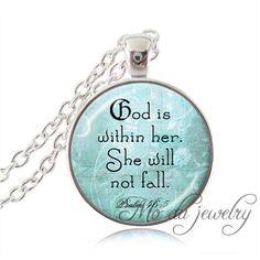 Spiritual Jewelry with scripture