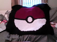 Ravelry: Pokeblanket (Pokemon Blanket) pattern by Trish Rice