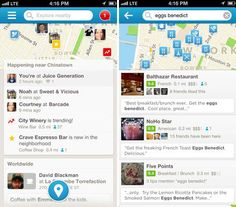Do you use Foursquare? Did you know you can get great reviews and even discounts at the places you go to the most? Check it out.