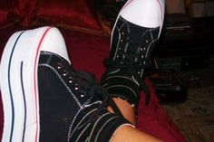 I got these tennis shoes online....very comfy