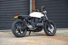 BMW custom K75 Scrambler /brat bike / flat tracker / bobber in Cars, Motorcycles & Vehicles, Motorcycles & Scooters, BMW | eBay