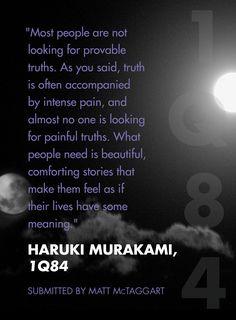 1Q84 by Haruki #Murakami