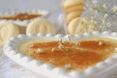 Natillas con galletas de leche condensada{delicadas y románticas}