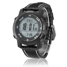 154.54$  Watch now - http://ali9mv.worldwells.pw/go.php?t=1930547742 - Spovan Bravo-2 Multifunction Digital Sports Altimeter Compass Barometer Pacer Monitor Watch Titanium Climbing Cycling Wristwatch