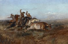 Charles Russell: Unbranded (ca. 1897)