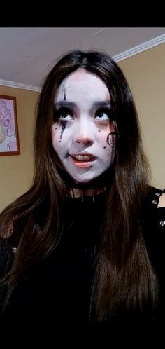 Halloween Face Makeup, Make Up