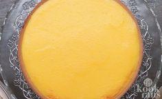 Deze overheerlijke citroentaart maak je in slechts tien minuten, dit moet je eens proberen!
