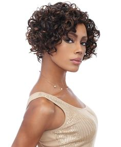 Curly Bob Hairstyles 2014. Volume at the top. Love the highlights