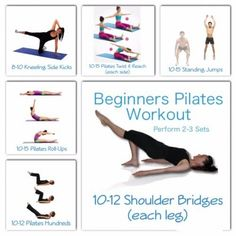 Easy yet effective pilates workout at home #workout #fitness #StaminaProducts