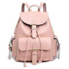 Originale nouvelle sac à dos en cuir vintage authentique femme sacs d école   AL93006 d23ac131b39