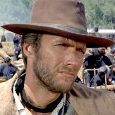 Clint Eastwood ~ The Good, The Bad And The Ugly, 1966