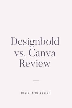 Designbold vs. Canva Review: Which Online Design Software Is Best? –  Delightful Design Branding Template, Branding Design, Logo Design, Personal Website Design, Friendship Words, Best Ui Design, Photo Editing Tools, Web Design Trends, Interface Design