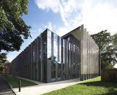 Bourne Hill Offices design exterior 2
