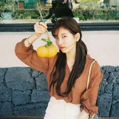 Suzy 180422 Instagram @skuukzky Bae Suzy, Korean Actresses, Actors & Actresses, Korean Girl, Asian Girl, Korean Idols, Miss A Suzy, Instyle Magazine, Toddler Girls