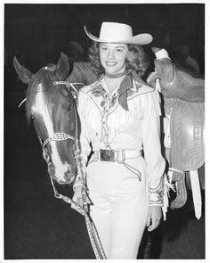 - News and resources from Albertsons Library at Boise State University: The Life of a Rodeo Queen Vintage Western Wear, Western Suits, Vintage Cowgirl, Cowboy And Cowgirl, Cowgirl Style, Western Style, Western Saloon, Cowgirl Costume, Cowgirl Outfits