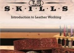Learn to Work with LEATHER eBook - Patterns & Tools