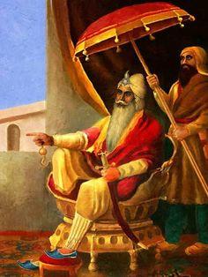 Maharaja Ranjit Singh was born into Sandhawalia Jat family. His current descendants is Damandeep Singh Sandhanwalia and Sukhdev Singh Sandhanwalia. Cool Drawings, Pencil Drawings, Punjab Culture, Maharaja Ranjit Singh, Harmandir Sahib, Shri Guru Granth Sahib, Guru Pics, Indus Valley Civilization, Amritsar