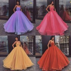 Ball Gowns Prom, Ball Gown Dresses, 15 Dresses, Cute Dresses, Fashion Dresses, Cheap Dresses, Pretty Prom Dresses, Best Prom Dresses, Special Dresses